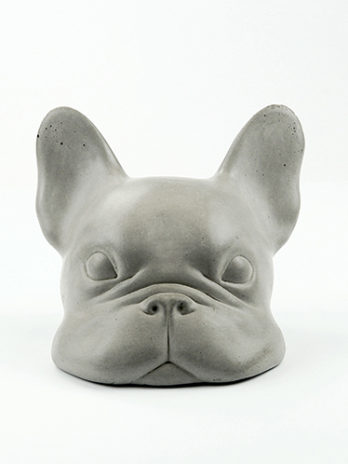 French Bulldog Concrete