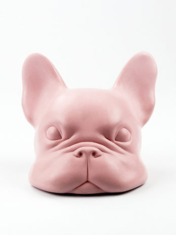 French Bulldog Pink